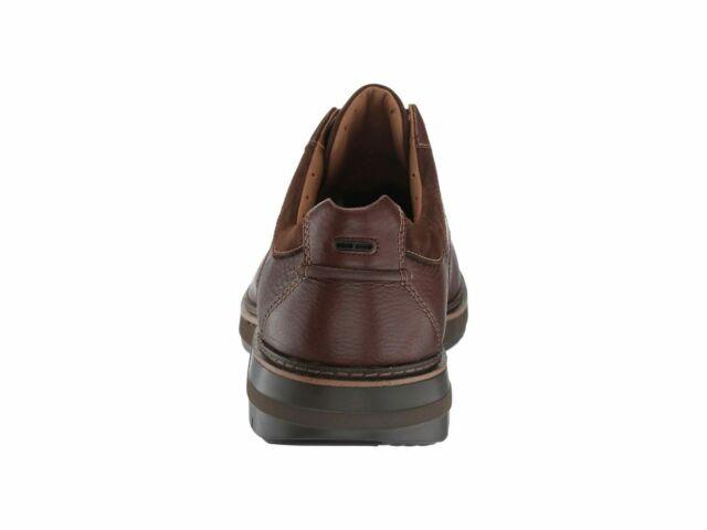 Clarks Un Ramble Lo Oxford Men/'s Shoes 26138290 Mahogany//Brown