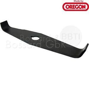 2-Zahn Mulchmesser by Oregon 300x20x4 mm Motorsense Schilfmesser Dickichtmesser
