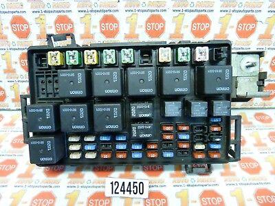 2009 chevrolet fuse box 05 06 07 08 2008 09 2009 chevrolet uplander engine fuse relay box  engine fuse relay box