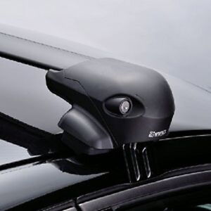 INNO-Rack-07-12-Fits-Acura-RDX-With-out-Factory-Rails-Aero-Bar-Roof-Rack-System