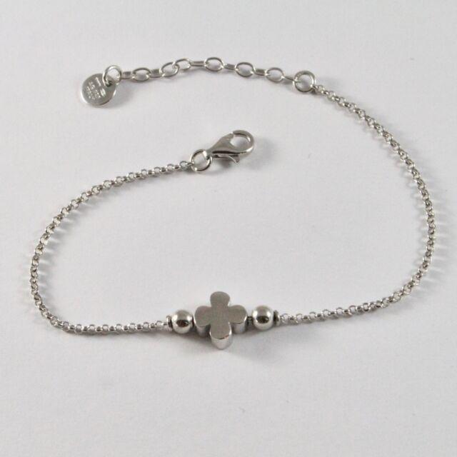 e426cfb1da1a Armband 925 Silber Jack Co Klee viel Glück stilisiert Jcb0819 ...