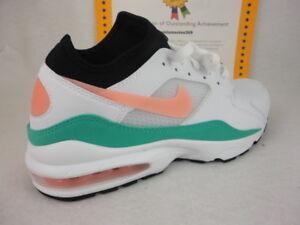 ef1a079dcf Nike Air Max 93, White / Crimson Bleach, 306551 105, Size 9 ...