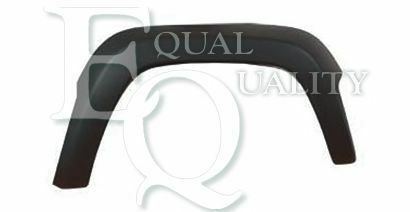 KJ P1374 EQUAL QUALITY Allargamento parafango anteriore Dx JEEP CHEROKEE 2.4 4