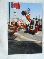 S0019) Schaeff HR 12 - Presse-Foto Werk-Foto pressfoto 10/95