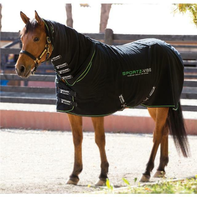 Horseware SPORTZ VIBE MASSAGE RUG ***All Sizes*** Sportzvibe