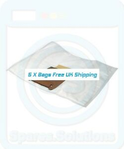 4 x BOSCH Mega Air Supertex Type GXXL//GXL Vacuum Dust Bags plus Filter Genuine