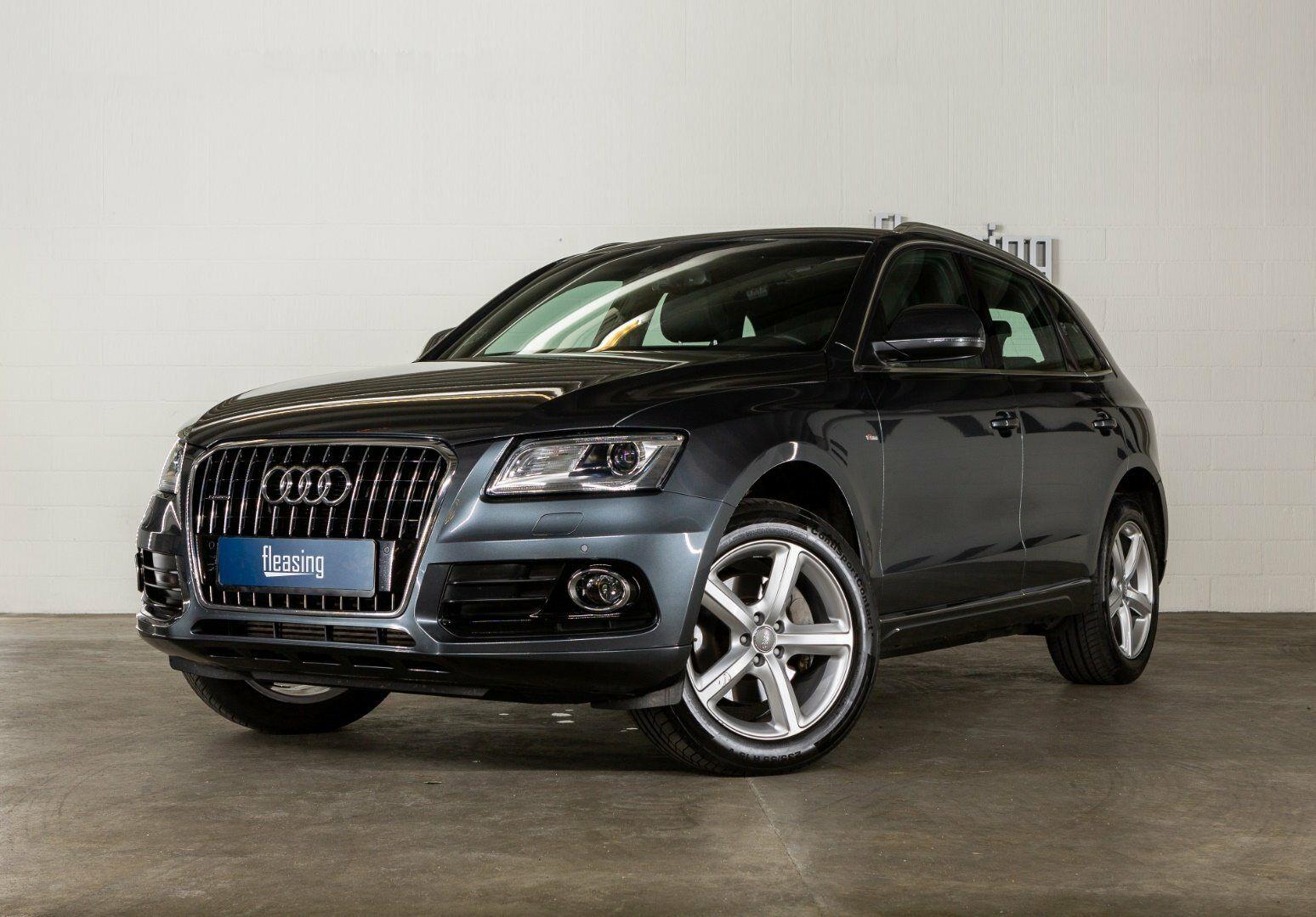 Audi Q5 3,0 TDi 245 quattro S-tr. 5d - 2.796 kr.