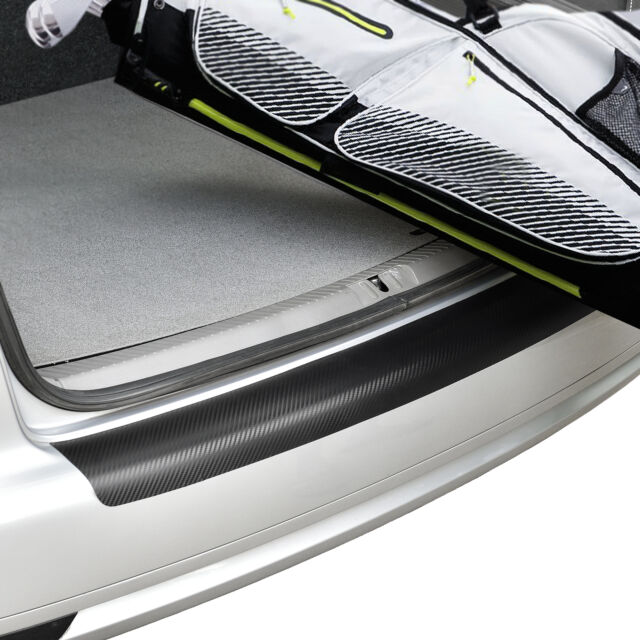 in.tec Ladekantenschutz-Folie transparent VW Caddy Lack//Ladekanten-Schutz