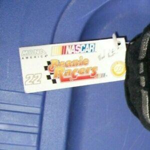 Nascar Racing Beanie Baby Cars 1998 Nascar Souvenirs Beanie Racers