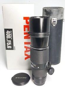 PENTAX-SMC-M-400-5-6