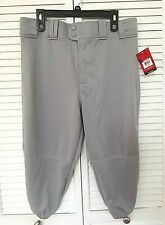 Blue//Grey Rawlings Mens Knee-High Pants X-Large