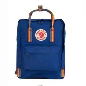 Backpack-fjallraven-kanken-rainbow-7l-16l-20l-free-shipping