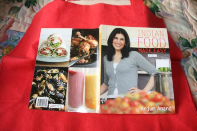 Indian Food Made Easy By Anjum Anand Paperback 2007