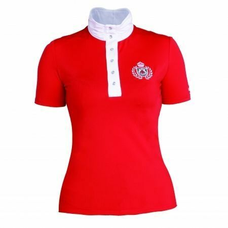 Fairy Ladies Tournament shirt Diana Red breathable