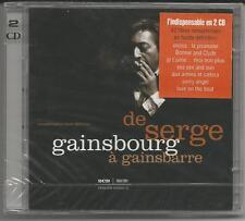 de SERGE GAINSBOURG à Gainsbarre - Doppel-CD 1996 NEU & OVP