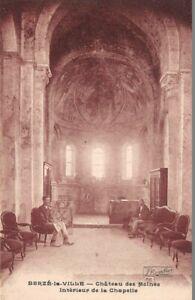 Berze-La-Ville-Castle-of-Monks-inside-of-La-Chapelle