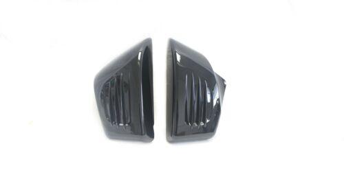 BLACK SIDE COVERS FOR HONDA ACE TOURER SABRE 1100 VT1100 VT1100C2