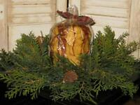 Cypress 4.5  Inside Measure X 14  Across Wreath Or Candle Ring