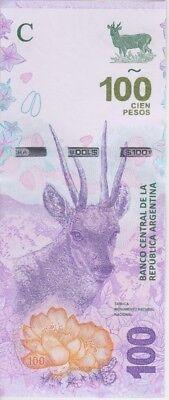 EVA PERON XF CONDITION ARGENTINA 100 PESOS CONMEMORATIVE 2012
