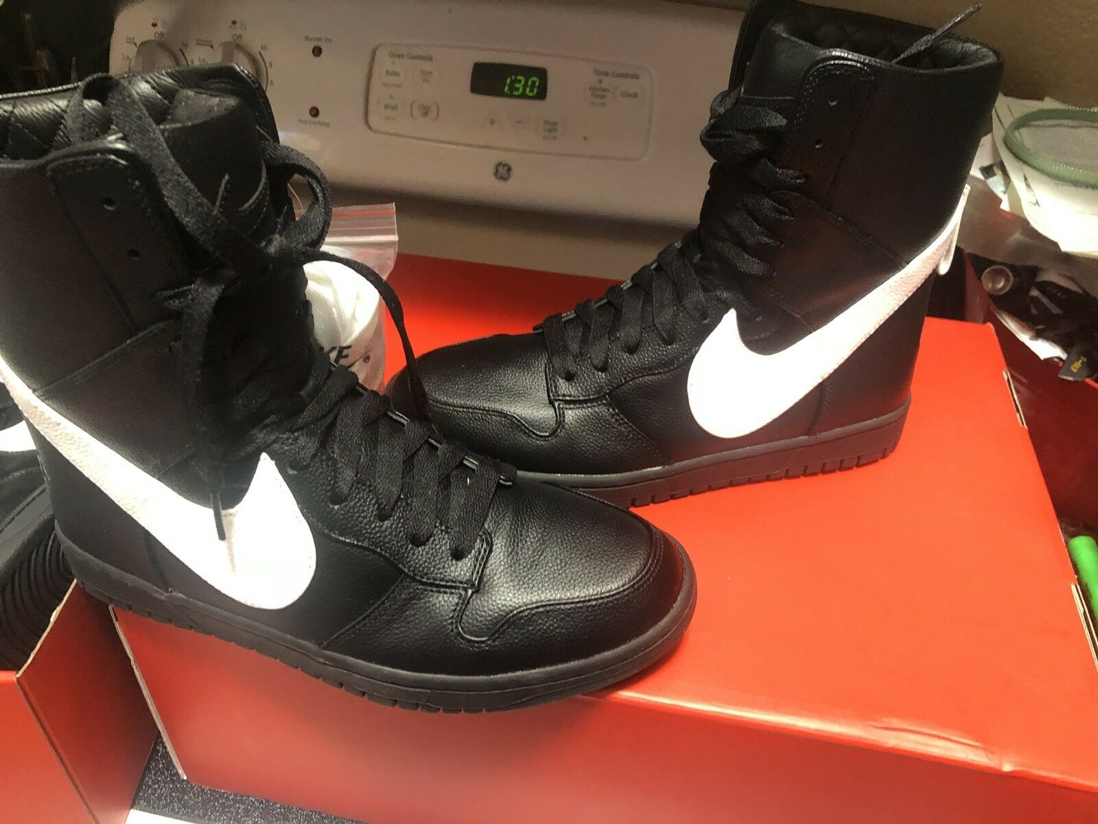 NikeLab x RICCARDO TISCI Nike Dunk Lux Comfortable Wild casual shoes