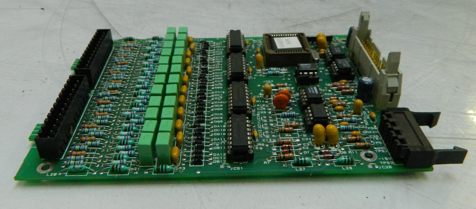 PC Assy Circuit Board, TM4615, GA-101-F02, Used, WARRANTY