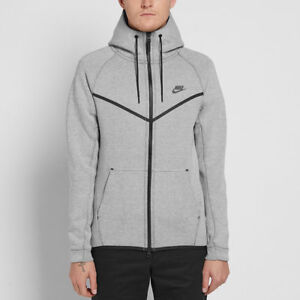 Nike Tech Fleece Windrunner -CHOOSE SIZE 805144-072 Black Light Bone ... 8c3da90fd