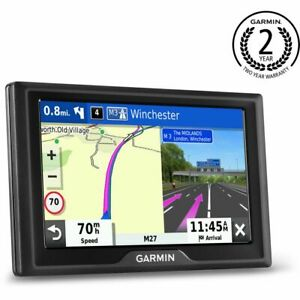 Garmin-Drive-52MT-S-With-Full-Europe-Maps-5-034-Car-Sat-Nav-Live-Traffic-Bluetooth
