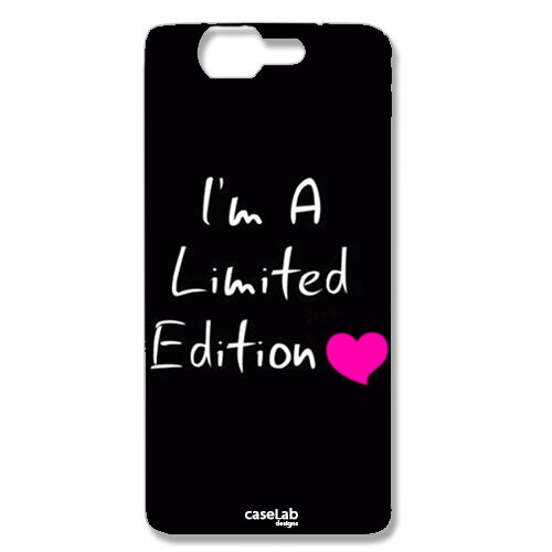 CUSTODIA COVER CASE FRASE LIMITED EDITION CUORE PER WIKO HIGHWAY