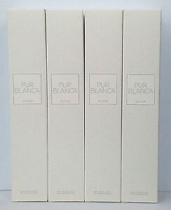 4-x-AVON-Pur-Blanca-Eau-De-Toilette-Natural-Spray-50ml-1-7oz-SET