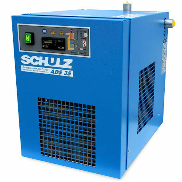 Schulz ADS 35 Non-Cycling Refrigerated Air Dryer (35 CFM 115V1-Phase)