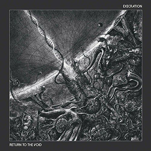 Execration - Return To The Void [CD]