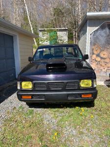 1994 Nissan Reg. Cab DLX (Pro Street) - Drag Truck