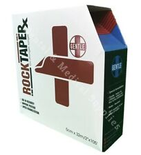 RockTape Kinesiology tape 2-Inch X 16.4-Feet CrossFit Black Logo