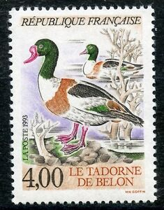 STAMP-TIMBRE-FRANCE-NEUF-N-2787-FAUNE-CANARD-TABORNE-DE-BELON