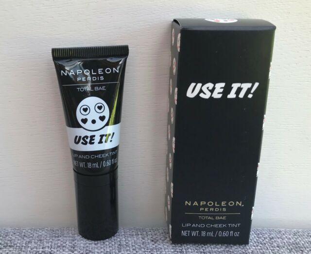 Napoleon Perdis Use It! Total Bae Lip and Cheek Tint, #Ambition, 18ml, NewInBox