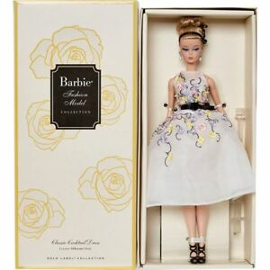 2016-Gold-Label-Silkstone-BFMC-classique-robe-de-cocktail-Barbie-edition-limitee