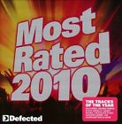 Most Rated 2010 [Digipak] by Various Artists (CD, Dec-2010, 3 Discs, Defected)