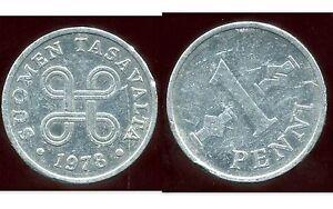 FINLANDE-1-penni-1978-bis