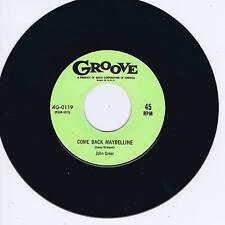 BIG JOHN GREER - BOTTLE IT UP & GO / COME BACK MAYBELLINE (Hot R&B JIVERS)