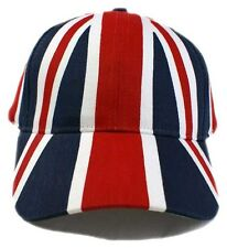 Union Jack Printed Baseball Cap