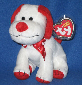 569da147574 TY HEARTBEAT the DOG BEANIE BABY - MINT with MINT TAG 8421407613