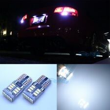 2x Top LED SMD Kennzeichenbeleuchtung Audi A4 8EC B7 Limo 3.2 FSI quattro CB