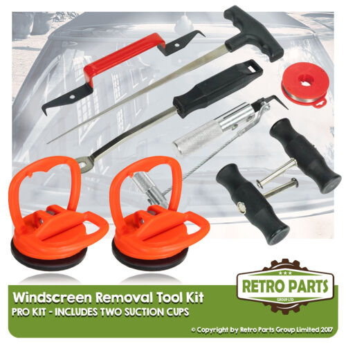 Suction Cups Shield Windscreen Glass Removal Tool Kit for BMW 2 Series