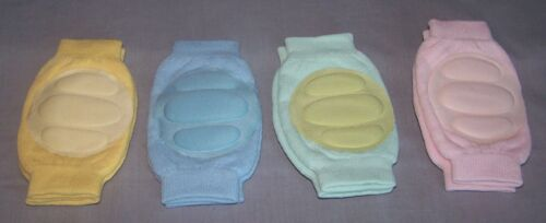 Baby Goods Knee Pads For  Babies  /& Infants  6Pc Lot Boys or Girls 80117  ^*