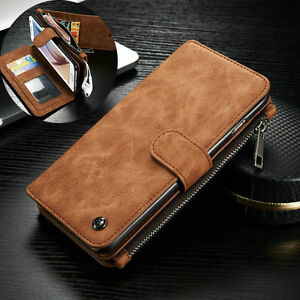 For-Samsung-S8-S8-S8-Plus-Genuine-Leather-Removable-Wallet-Flip-Card-Case-Cover