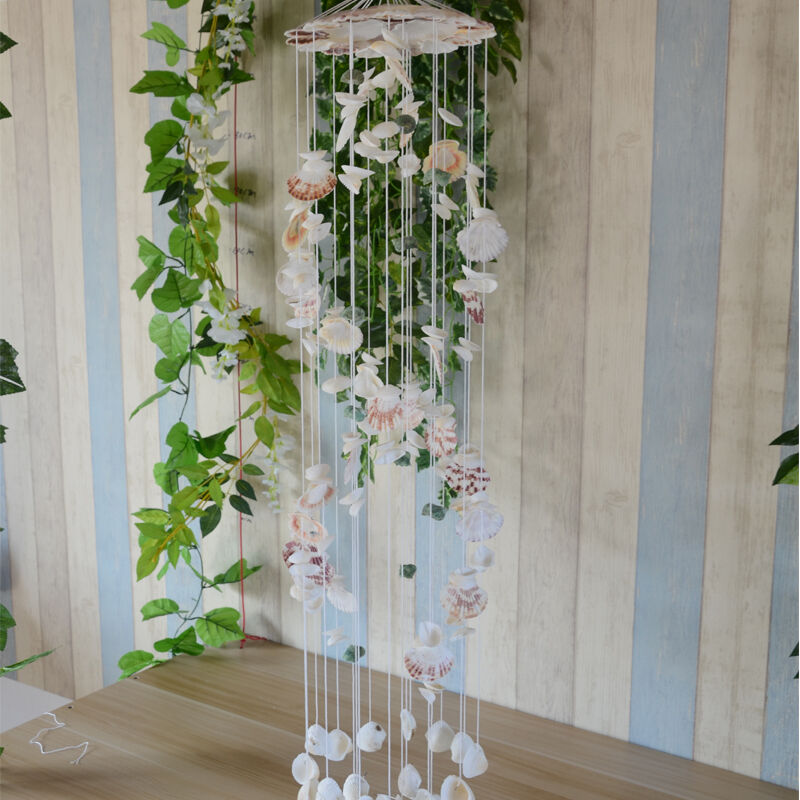 Handmade Wind Chime Shell Creative Birthday Gift Bedroom Balcony Room Ornament