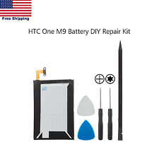 Genuine OEM HTC One M9 2840mAh 3.83V Internal Battery B0PGE100 10.87Whr Li-ion