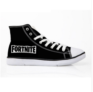 Fortnite Sneakers High Top Canvas
