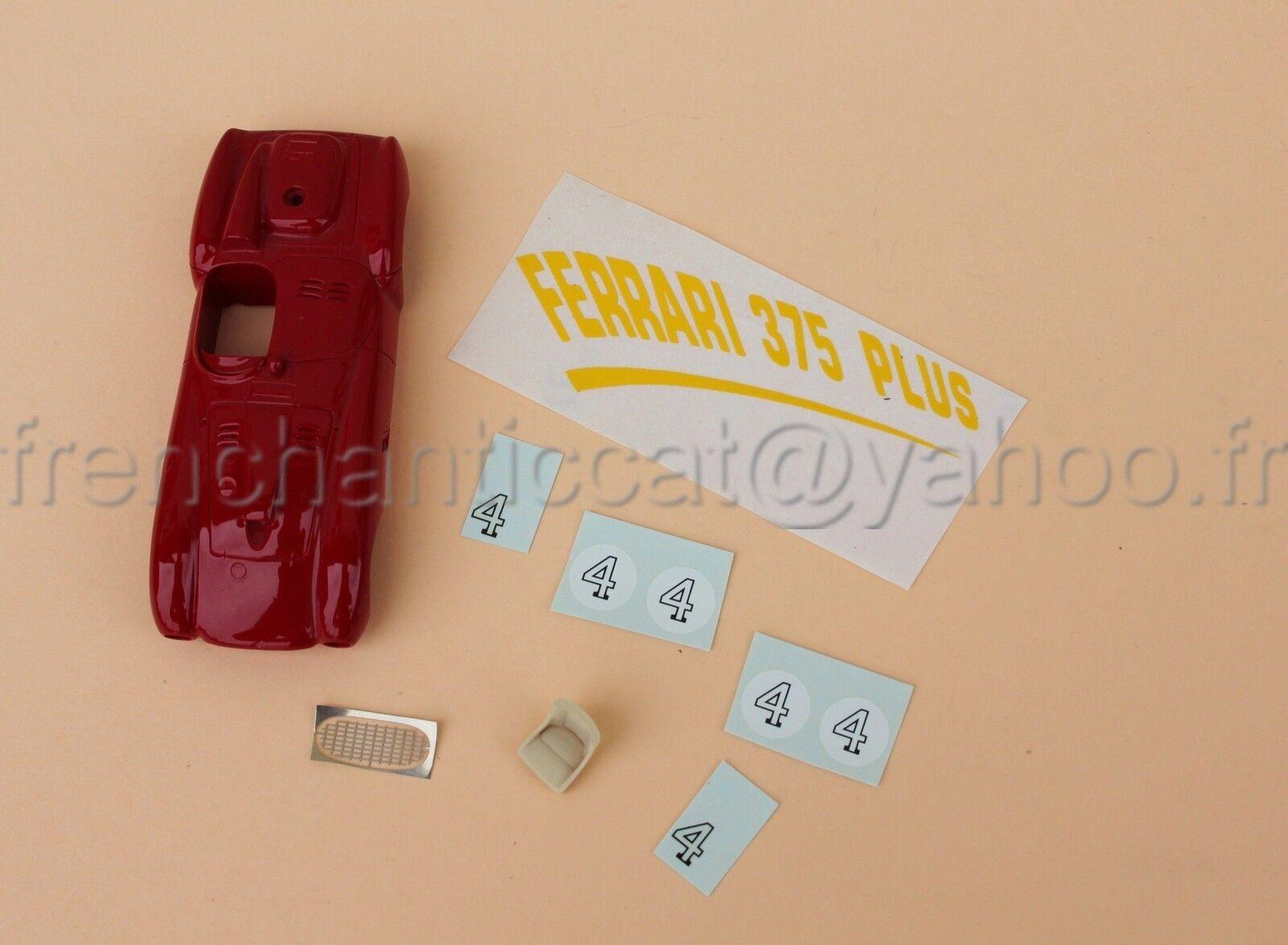KO Voiture Ferrari 375 plus 1954 Le Femmes coque coque coque 1/43 Heco miniatures Château | Outlet Online  f380f0