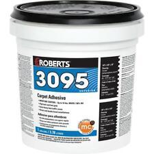 Roberts Carpet Glue Adhesive Fast Grab Commercial Flooring Installation 1 Gal
